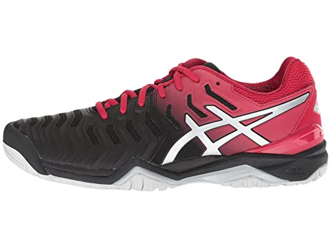 Gel Resolution 7 Silver Black ASICS p4dxPqCwp