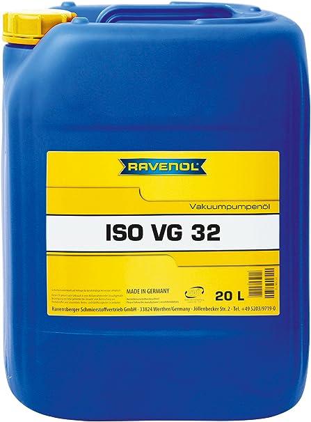 Ravenol Vakuumpumpenöl Iso Vg 32 20 Liter Auto