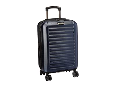 Kenneth Cole Reaction Midtown 20 Expandable 8-Wheel Upright Carry On (Indigo Blue) Luggage