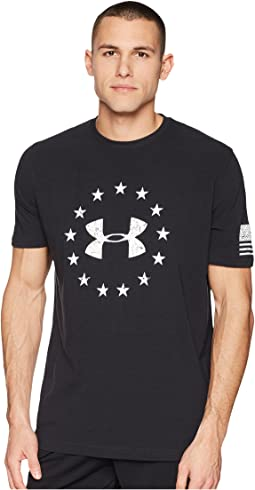 Under Armour - UA Freedom Logo Tee