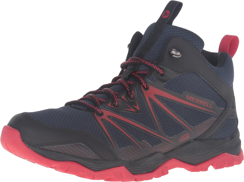 Merrell Men's Capra Rise MID WTPF Hiking shoes