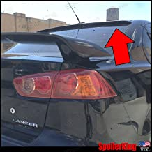 Spoiler King Roof Spoiler (284R) compatible with Mitsubishi Lancer 2007-2018