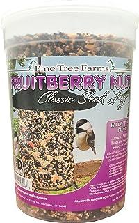 Pine Tree Farms Fruit-Berry-Nut Classic Seed Log