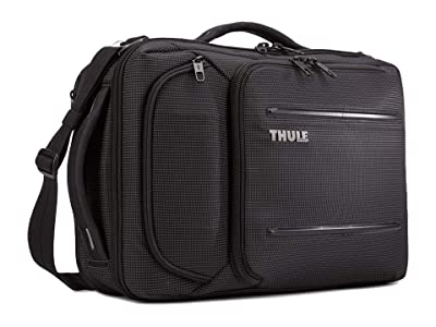 Thule Crossover 2 Convertible Laptop Bag 15.6 (Black) Bags