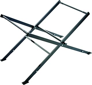 Lackmond Beast Scissor Stand - For Beast7 & Beast10 Wet Tile Saws Lightweight & Sturdy Sawing Platform with Steel Construction & Adjustable Leg Heights - BEASTSSTAND