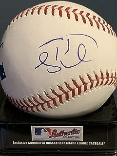 Tim Tebow Signed Baseball - Oml - Autographed Baseballs