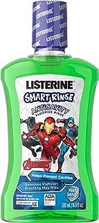 Best listerine smart rinse berry shield Reviews