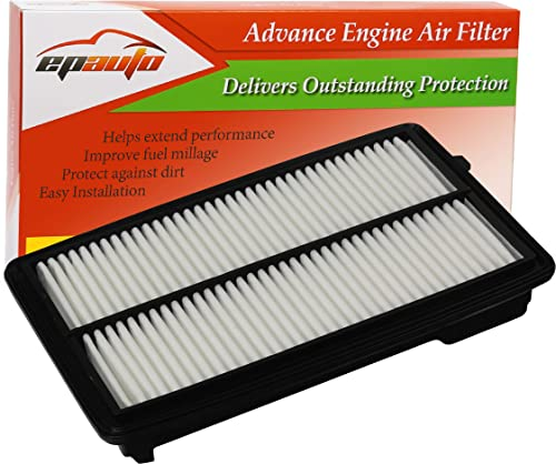 new arrival EPAuto GP477 (CA11477) online Replacement for Honda/Acura Extra Guard Rigid Panel Air Filter for Accord V6 (2013-2017), TLX sale V6 (2015-2019) online
