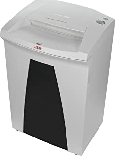 HSM SECURIO B32c, 17-19 Sheets, Cross-Cut, 21.7-Gallon Capacity Continuous Operation Shredder
