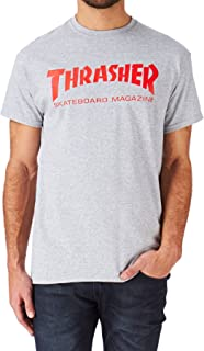 Thrasher T Shirt Skate Mag Short Sleeve T-Shirt