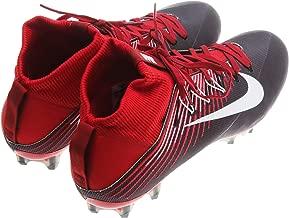 Nike Vapor Untouchable 2 Football Cleats Mens 12.5 Red Black White