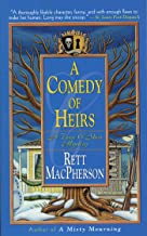 A Comedy of Heirs (Torie O'Shea Mysteries Book 3)