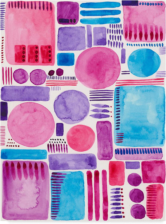 Trademark Fine Art Mod Shapes I by Regina Moore, 14x19