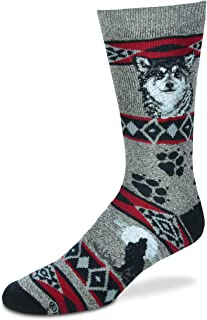 Best wolf brand socks Reviews
