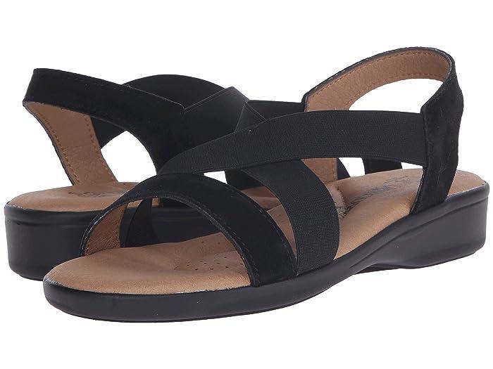 Arcopedico  Monterey (Black) Womens  Shoes