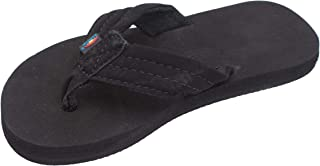 Rainbow Sandals Kid's Grombow's Soft Top Rubber w/Neoprene Strap