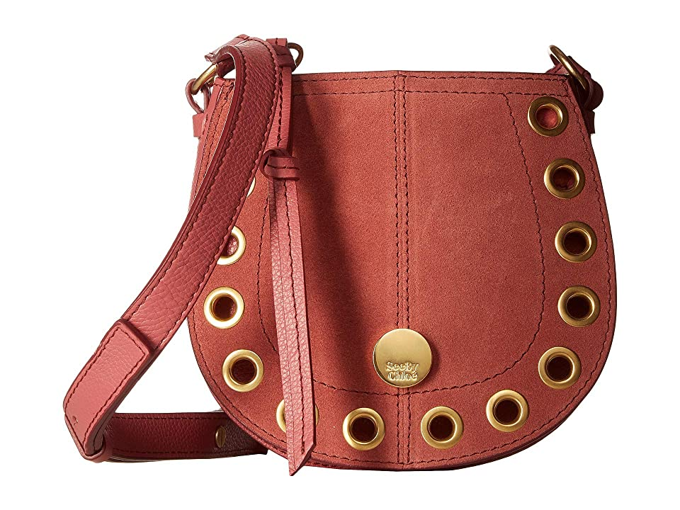 See by Chloe Kriss Mini Crossbody (Rusty Pink) Cross Body Handbags