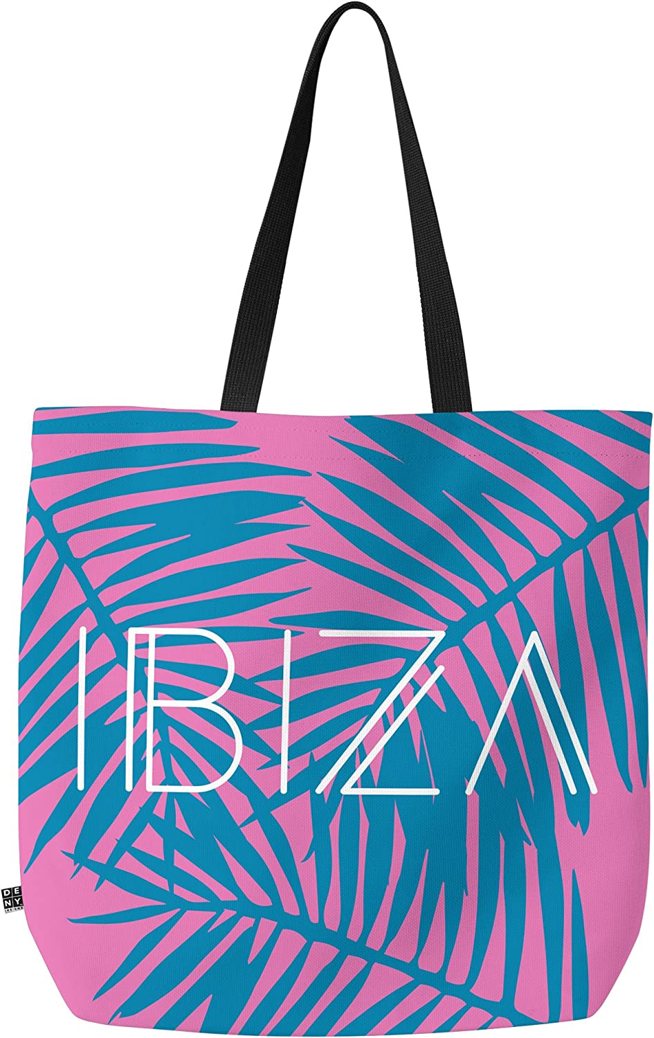 Deny Designs Ibiza Carry All Tote Bag, 18  x 16