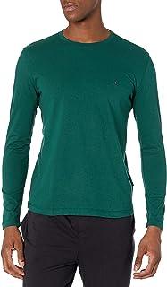 NAUTICA Men's J-Class Long Sleeve Sleep T-Shirt