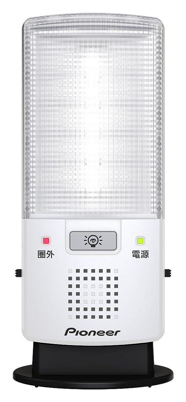 かんたん国民投票モチーフPioneer コードレスフラッシュベル 「フラッシュベルエアー」 ホワイト TF-TA31FA-W 【国内正規品】