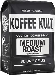 Best koffee kult dark roast coffee Reviews