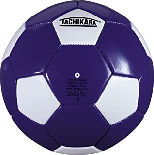 Tachikara Leather SM5SC Soccer Ball
