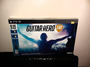 Guitar Hero Live Wireless Guitar Controller 0000654 for PS3