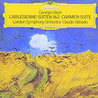 ビゼー:アルルの女 第1&2組曲、カルメン組曲/ラヴェル:ツィガーヌ、海原の小舟