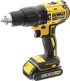 DeWalt 18V XR BL Hammer Drill Driver - DCD778S2-GB