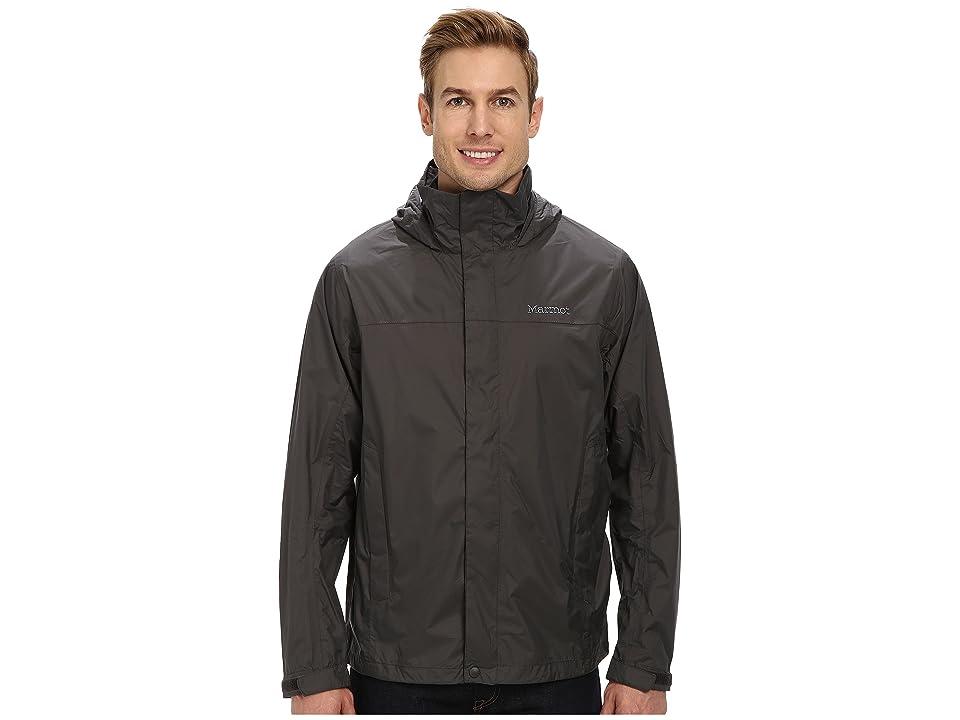 Marmot PreCip Jacket (Slate Grey) Men