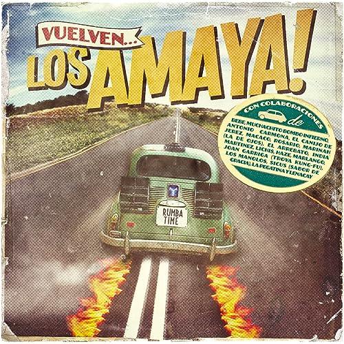 Vuelven Los Amaya de Los Amaya en Amazon Music - Amazon.es