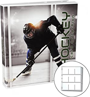 Best hockey card book Reviews