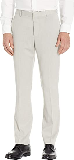 Slim Fit Stretch End-On-End Dress Pants