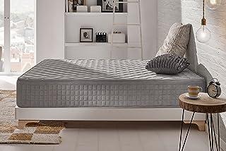 Naturalex | Memory Soft | Colchón 70x190 Cm Viscoelástico Firme | Tecnología Blue Látex Apoyo Confortable | Equilibrio 7 Zonas Diferenciadas | Extra-Confort | OekoTex