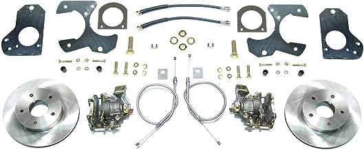 Best 92 camaro rear disc brake conversion Reviews