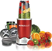 Magic Bullet NutriBullet 12 Piece Set, Red, NBR-1212R