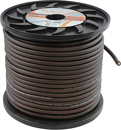500/' 16 Gauge Speaker CCA Wire Car Home Audio 500 Ft Feet 16AWG Cable SC16G-500