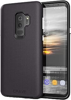 S9 Plus Case, Crave Dual Guard Protection Series Case for Samsung Galaxy S9 Plus - Black