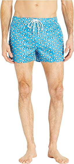 Fashion Woven Ibiza Swim Shorts