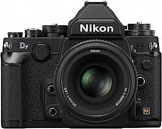 Nikon デジタル一眼レフカメラ Df 50mm f/1.8G Special Editionキット ブラックDFLKBK