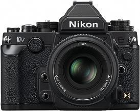 Nikon digital SLR camera Df 50 mm f/1.8G Special Edition Kit Black DFLKBK