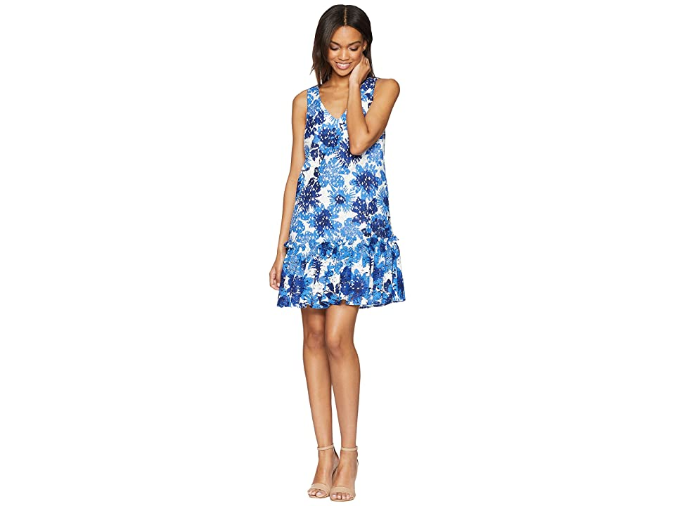 Trina Turk La Costa Dress (Multi) Women
