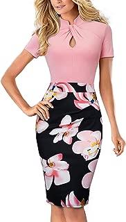 Best light pink work dress Reviews
