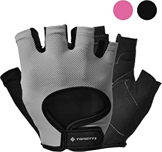 Tonatti Workout Gloves Women Weight Lifting Gloves for Women Weightlifting Gloves Gym Gloves Women Womens Workout Gloves Fitness Gloves Workout Gloves