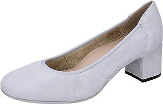 Cinzia Soft Heels Womens Suede Grey