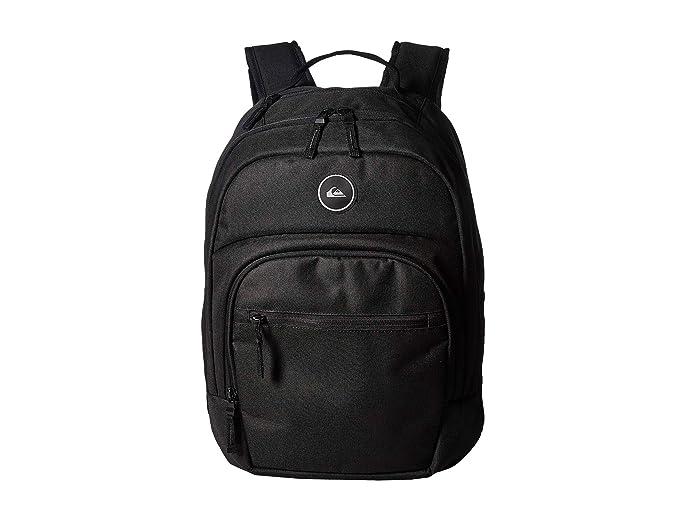 Quiksilver Schoolie Cooler II Backpack (Black) Backpack Bags