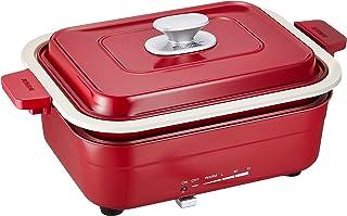 TIGER 虎牌 保温瓶 热盘 派对餐盘 红色 CRK-A100-RM