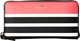 Kate Spade New York - Hyde Lane Stripe Pop Lacey