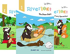 Riverboat Series Picture Books (3 Book Series)