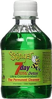 Stinger 7 Day Total Detox 8oz - 1 Week Supply